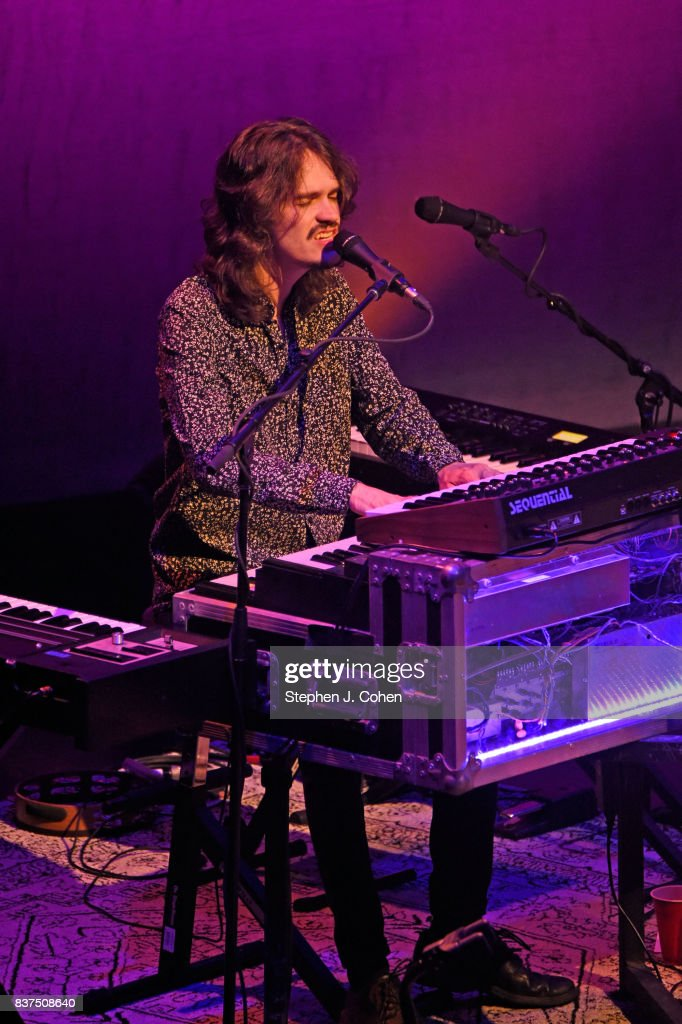 Will Bryant of Donald Fagen And The Nightflyers perform at The Louisville Palace on August 22, 2017 in Louisville, Kentucky.