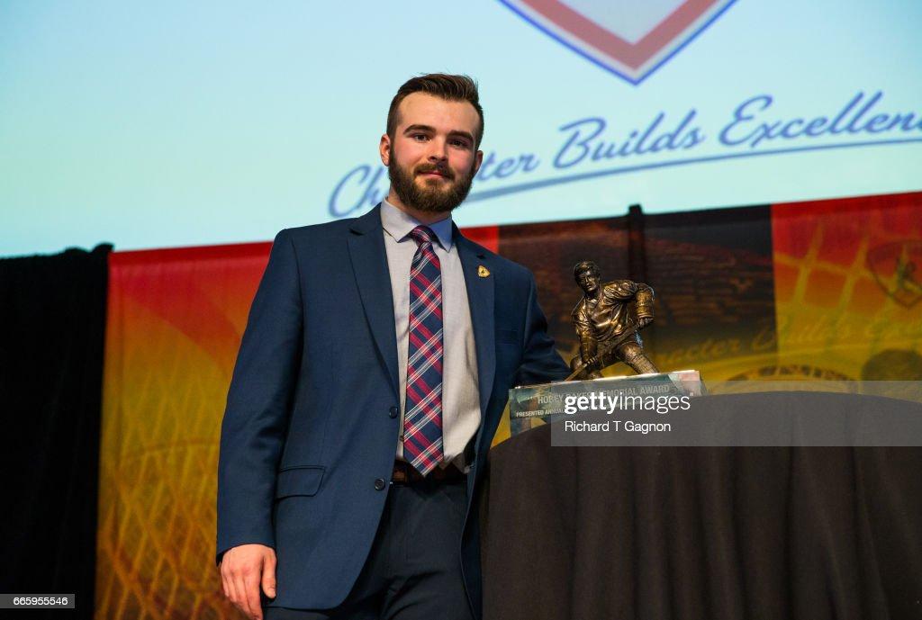 2017 Hobey Baker Memorial Award : News Photo