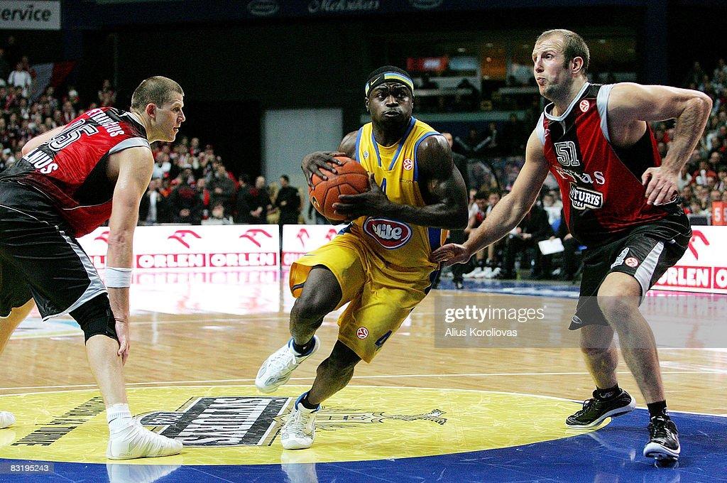 Euroleague Basketball - Game 2 - Lietuvos Rytas v Maccabi Elite Tel A