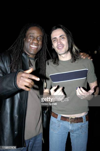 Will Calhoun of Living Colour and Nuno Bettencourt