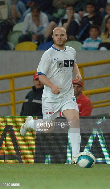 Will Champion during the 2007 All Stars Lisbon game at Alvalade XXI Stadium, Lisbon, Portugal on June 9, 2007. Some of the best football players of...