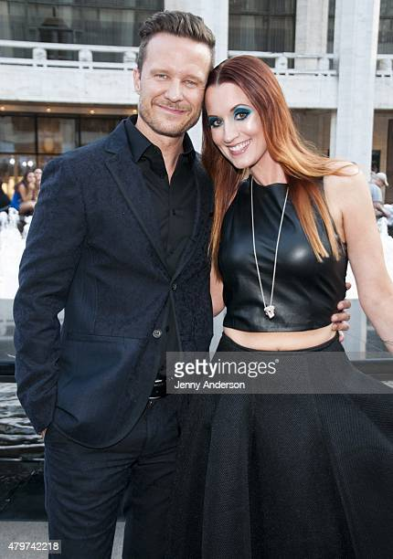 "Will Chase and Ingrid Michaelson attend Lincoln Center Festival's opening night performance of ""Danny Elfman's Music From the Films of Tim Burton"" on..."