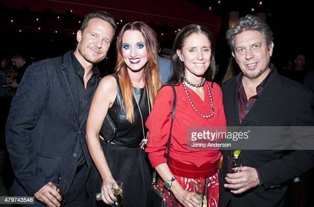"""Will Chase, Ingrid Michaelson, Julie Taymor and Elliot Goldenthal attend Lincoln Center Festival's """"Danny Elfman's Music From the Films of Tim..."""