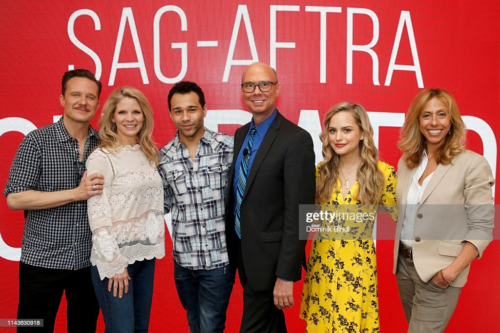 "NY: SAG-AFTRA Foundation Conversations On Broadway: ""Kiss Me Kate"""
