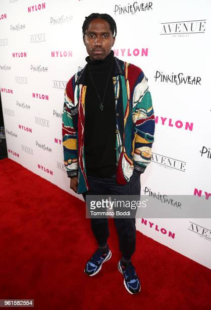 Will Chill attends NYLON's Annual Young Hollywood Party sponsored by Pinkie Swear at Avenue Los Angeles on May 22 2018 in Hollywood California