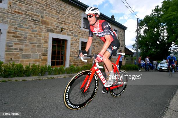 Will Clarke of Australia and Team Trek-Segafredo / during the 89th Baloise Belgium Tour 2019, Stage 4 a 151,1km stage from Seraing to Seraing /...