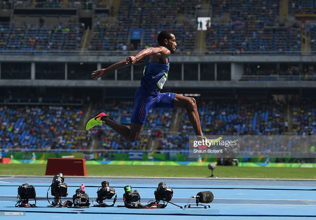 Athletics - Olympics: Day 11 : Fotografía de noticias