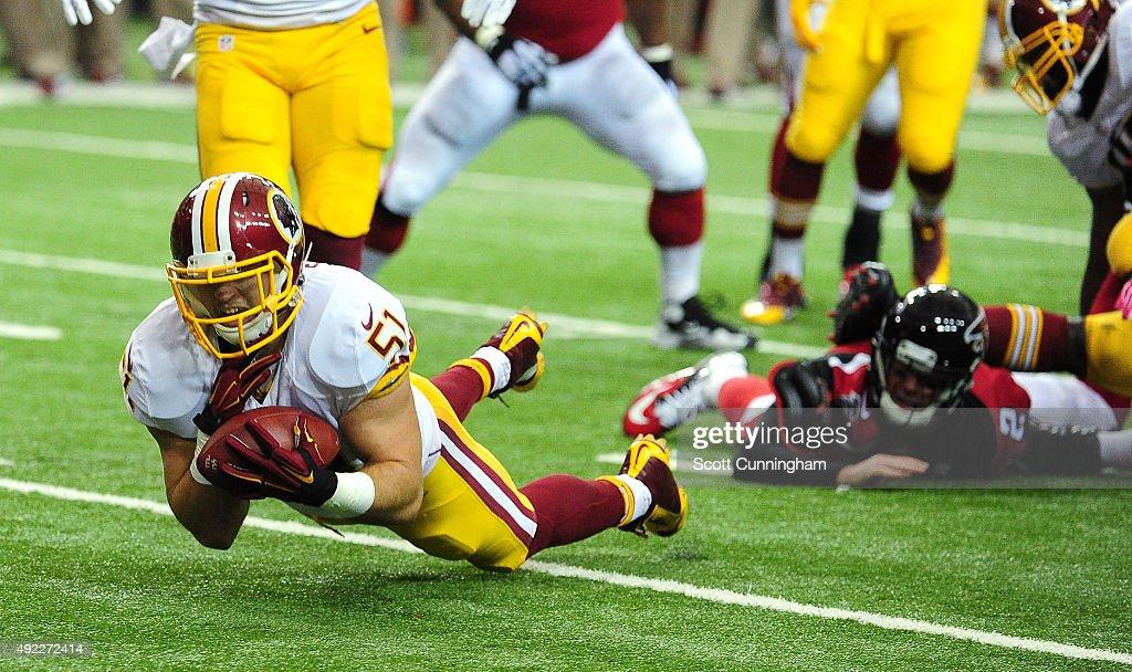 Washington Redskins v Atlanta Falcons : News Photo
