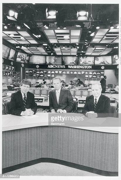 ABC will cover the 1982 election its headquarters in Washington with Ted Koppel David Brinkley and Frank Reynolds There will be a few new faces for...