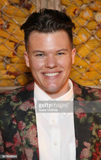 Will Davis attends the opening night press reception for the Roundabout Theatre Company/Roundabout Underground production of 'Bobbie Clearly' at The...