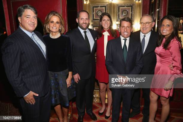 Will Deitrick Grace Meigher Amanda Mariner Ted Mariner Chris Meigher Dr Joel Kassimir and Elizabeth Meigher attend David Patrick Columbia And Chris...