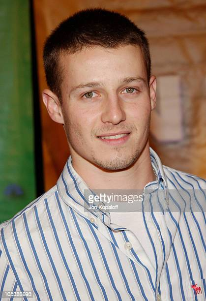 Will Estes during 2005 NBC Winter TCA All Star Party at Hard Rock Cafe in Universal City California United States