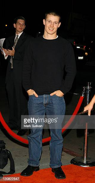 Will Estes during Hot Wheels Mattel Inc Hall of Fame Gala at Los Angeles Petersen Automotive Museum in Los Angeles California United States