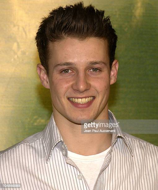 Will Estes during NBC AllStar Winter Party at Bliss in Los Angeles California United States