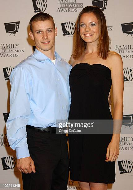 Will Estes Rachel Boston during 5th Annual Family Television Awards at Beverly Hilton Hotel in Beverly Hills California United States