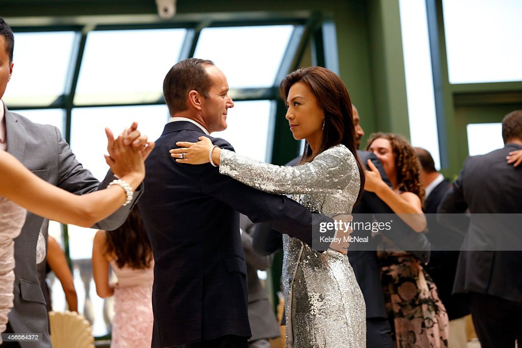 "ABC's ""Marvel's Agents of S.H.I.E.L.D."" - Season Two : News Photo"