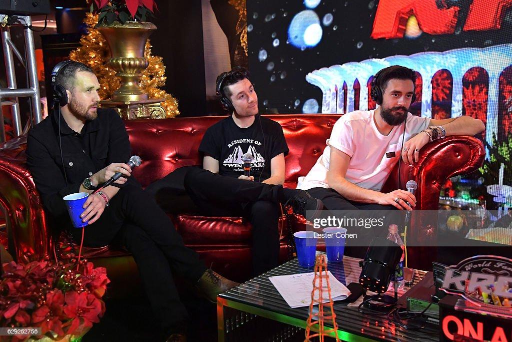 KROQ Almost Acoustic Christmas 2016 - Day 2 : Nachrichtenfoto