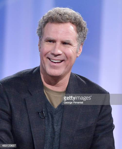 will ferrell appears on george stroumboulopoulos tonight ストック