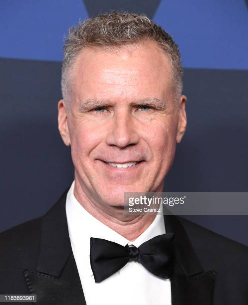 Will Ferrell arrives at the Academy Of Motion Picture Arts And Sciences' 11th Annual Governors Awards at The Ray Dolby Ballroom at Hollywood &...