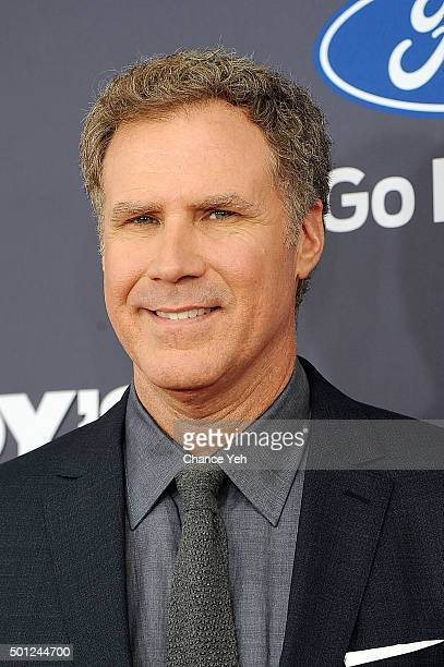Will Ferrell attends 'Daddy's Home' New York premiere at AMC Lincoln Square Theater on December 13 2015 in New York City