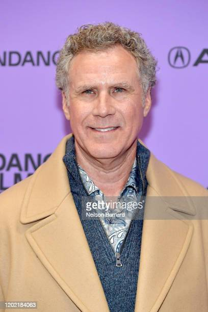 """Will Ferrell attends the 2020 Sundance Film Festival - """"Downhill"""" Premiere at Eccles Center Theatre on January 26, 2020 in Park City, Utah."""