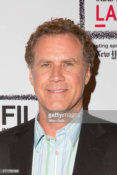 Will Ferrell attends The Film Indepdent At LACMA Special Screening Of Alchemy's 'Welcome To Me' at LACMA on April 30 2015 in Los Angeles California