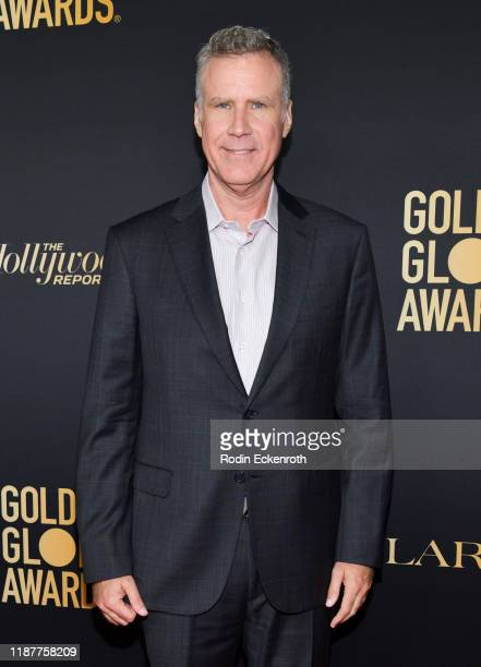 Will Ferrell attends the HFPA and THR Golden Globe Ambassador Party at Catch LA on November 14, 2019 in West Hollywood, California.