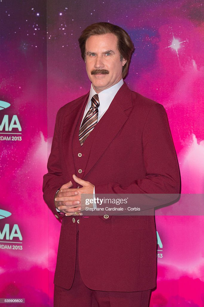 Will Ferrell attends the MTV EMA's 2013 at the Ziggo Dome in Amsterdam, Netherlands.
