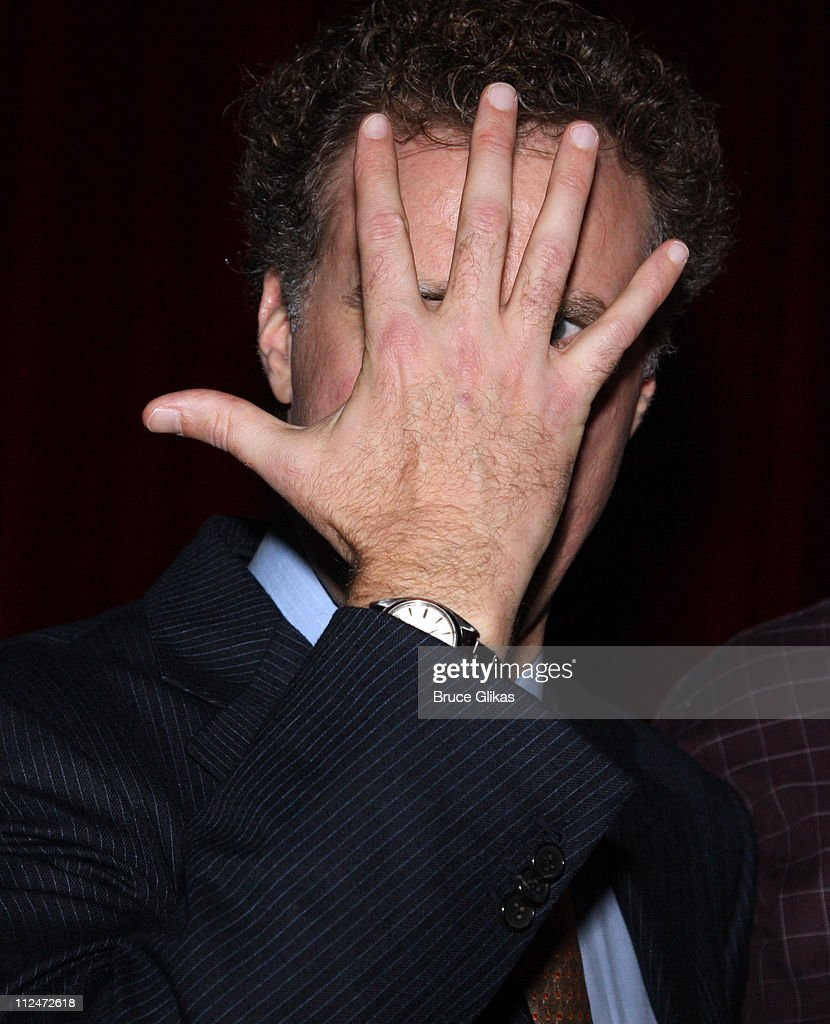 Will Ferrell attends the opening night afterparty for 'You're Welcome America. A Final Night with George W. Bush' at Mansion on February 5, 2009 in New York City.