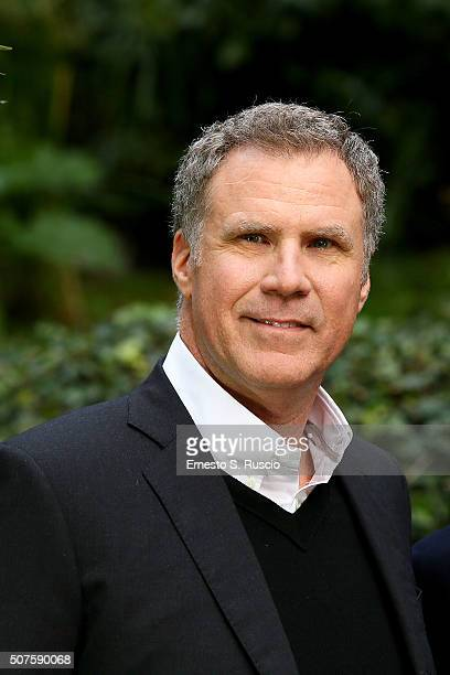Will Ferrell attends the Photocall for the Fan Screening of the Paramount Pictures film 'Zoolander No 2' at 'Hotel De Russie Garden' on January 30...
