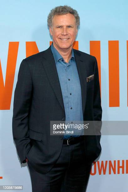 Will Ferrell attends the premiere of Downhill at SVA Theater on February 12 2020 in New York City