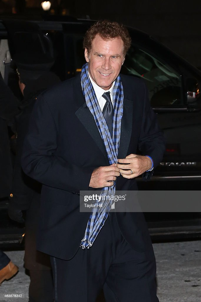Will Ferrell Attends The Saturday Night Live 40th Anniversary News Photo Getty Images