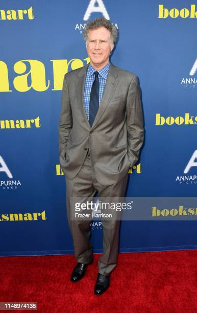 Will Ferrell attends the LA Special Screening Of Annapurna Pictures' Booksmart at Ace Hotel on May 13 2019 in Los Angeles California
