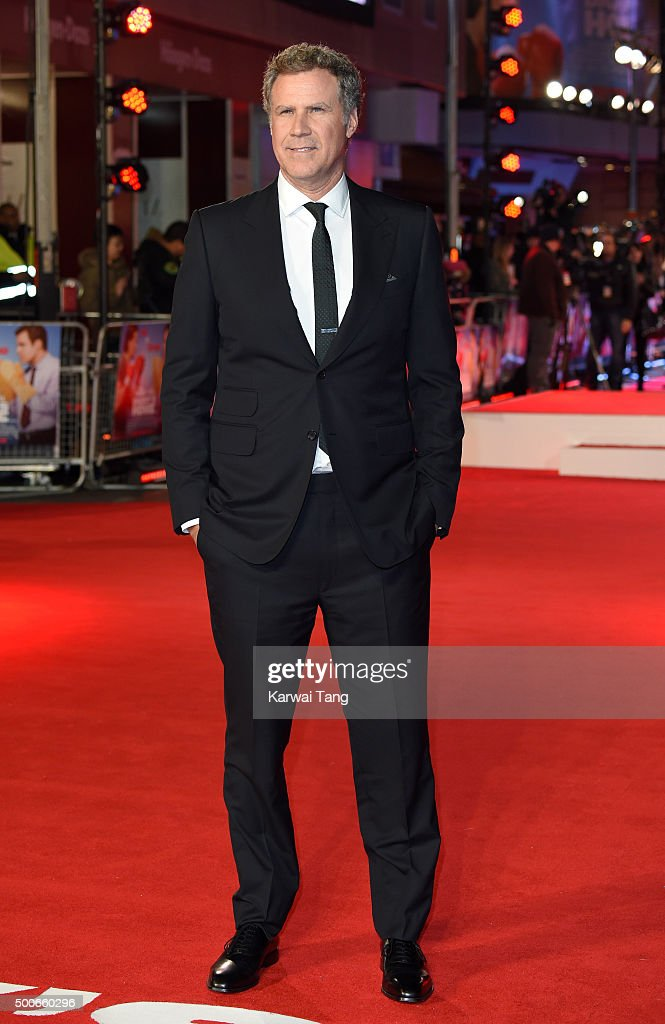 """Daddy's Home"" - UK Film Premiere - Red Carpet Arrivals"