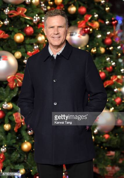 Will Ferrell attends the UK Premiere of 'Daddy's Home 2' at Vue West End on November 16 2017 in London England