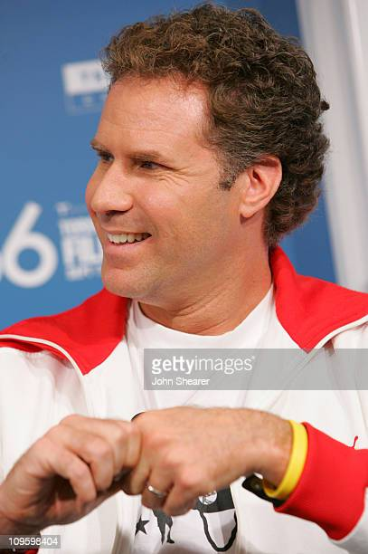 """Will Ferrell during 31st Annual Toronto International Film Festival - """"Stranger Than Fiction"""" Press Conference at Sutton Place Hotel in Toronto,..."""