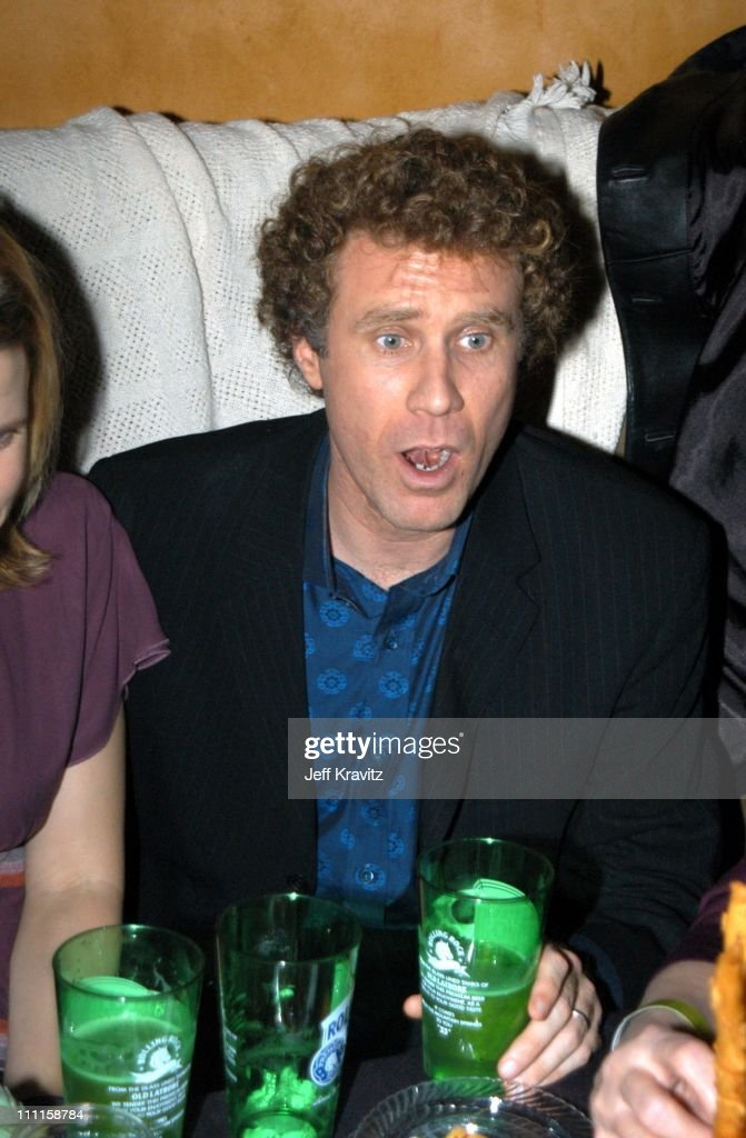 Will Ferrell during Old School After Party at Highlands Night Club in Hollywood, CA, United States.