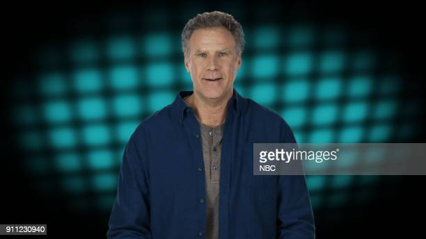 LIVE Will Ferrell Episode 1737 Pictured in Studio 8H on Saturday January 27 2018