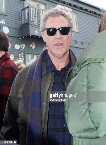Will Ferrell is seen on January 25 2020 in Park City Utah