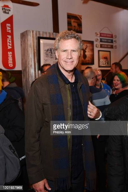 Will Ferrell of 'Downhill' attends the Pizza Hut x Legion M Lounge during Sundance Film Festival on January 25, 2020 in Park City, Utah.