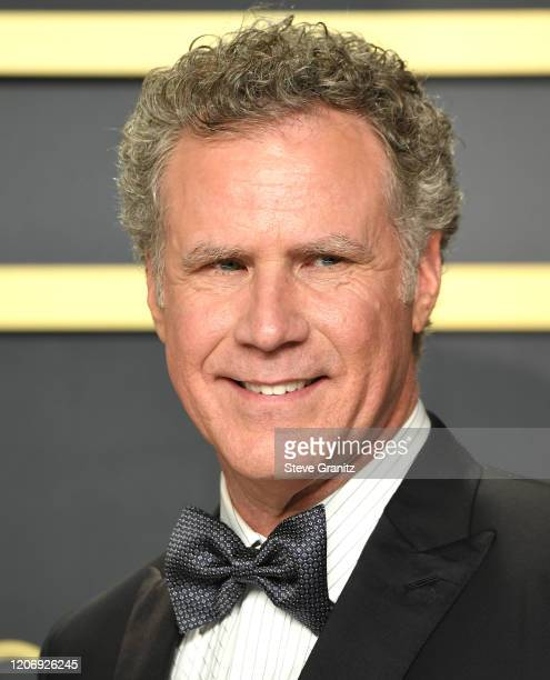 Will Ferrell poses at the 92nd Annual Academy Awards at Hollywood and Highland on February 09, 2020 in Hollywood, California.