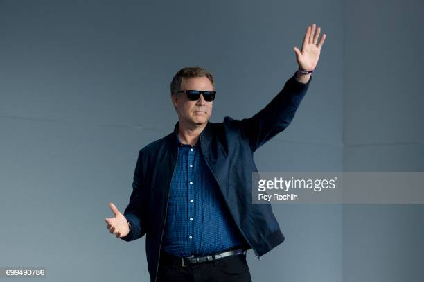 Will Ferrell speaks about his new film 'The House' at Apple Store Soho on June 21 2017 in New York City