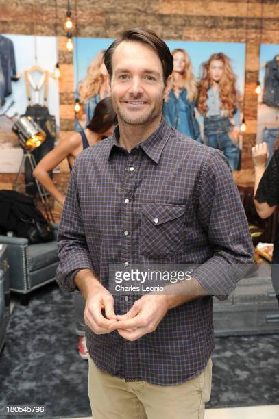 Will Forte at the Guess Portrait Studio on day 9 of the 2013 Toronto International Film Festival at Bell Lightbox on September 14 2013 in Toronto...
