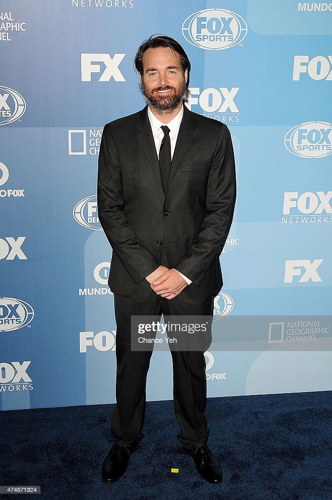 Will Forte attends 2015 FOX Programming Presentation at Wollman Rink, Central Park on May 11, 2015 in New York City.