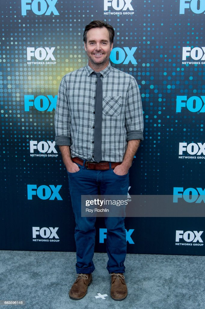 Will Forte attends the 2017 FOX Upfront at Wollman Rink, Central Park on May 15, 2017 in New York City.