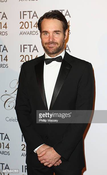 Will Forte attends the Irish Film And Television Awards on April 5 2014 in Dublin Ireland