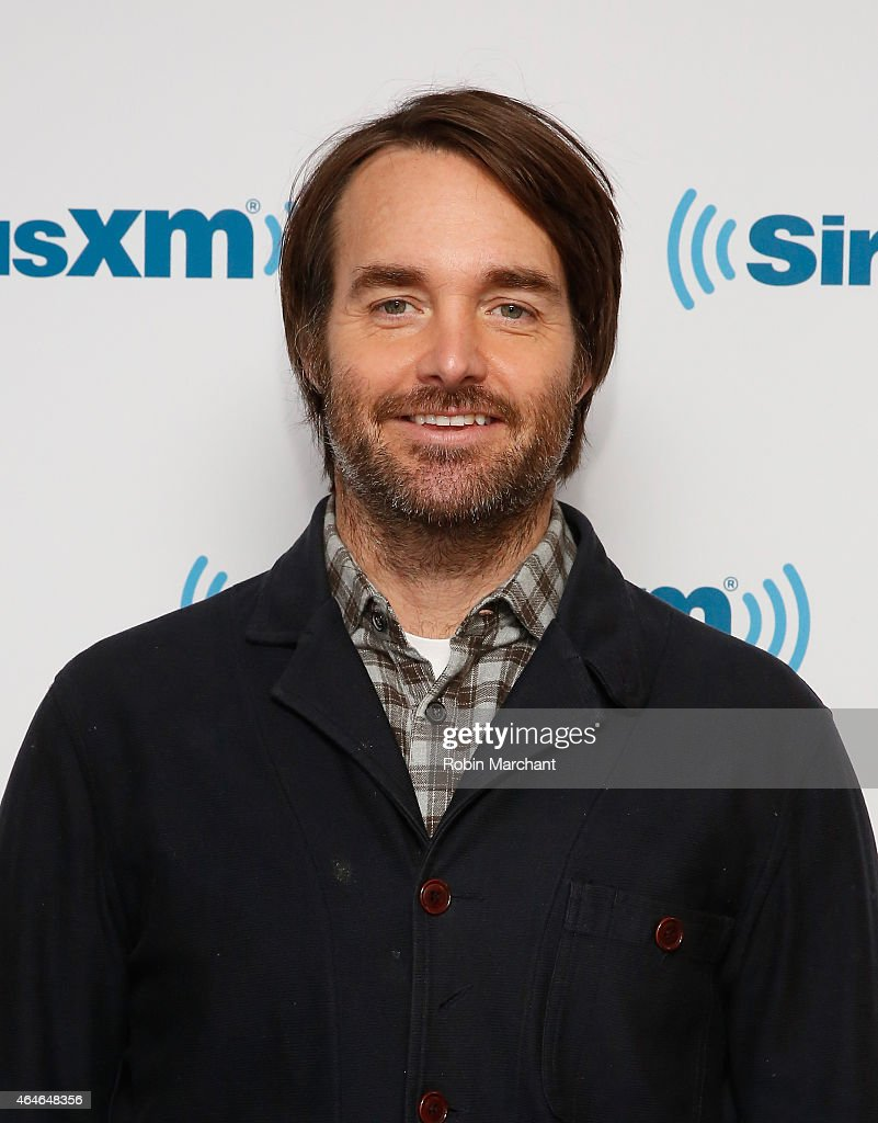 Will Forte vists at SiriusXM Studios on February 27, 2015 in New York City.