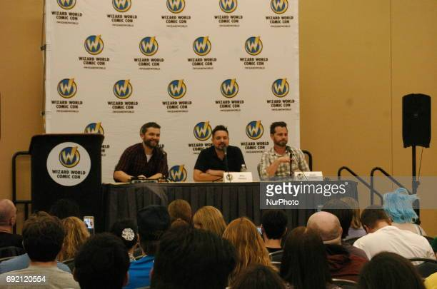 Will Friedle and Rider Strong talk about what it was like as a child actor and learning how to do what many go to school for years to learn as he...
