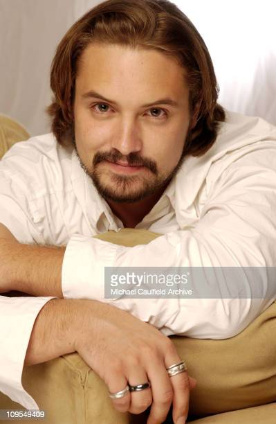 Will Friedle during Cine Vegas Film Festival 2003 'Lady Killers' Portraits at Palms Hotel in Las Vegas NV United States