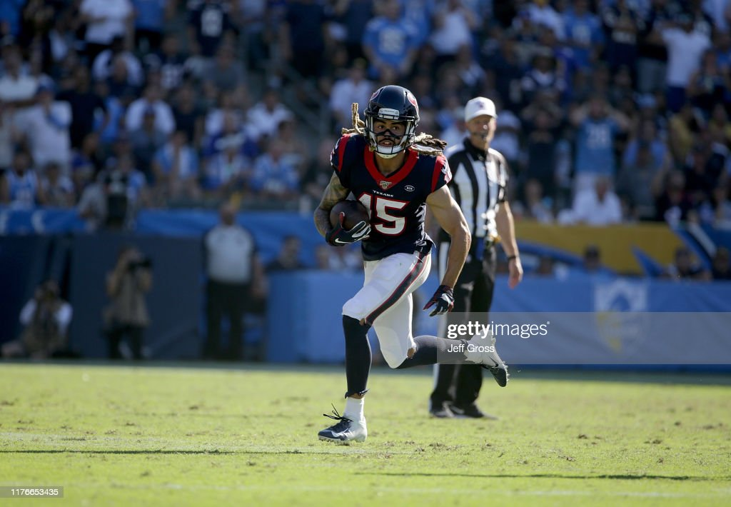 Houston Texans v Los Angeles Chargers : News Photo